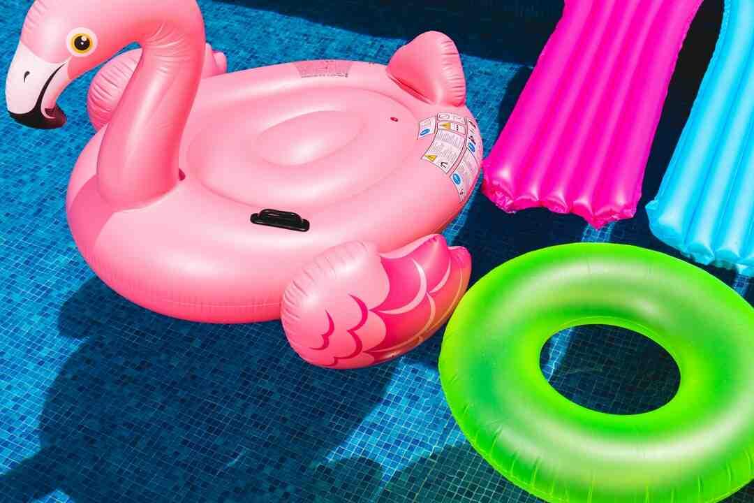 Comment diminuer la concentration de chlore d'une piscine