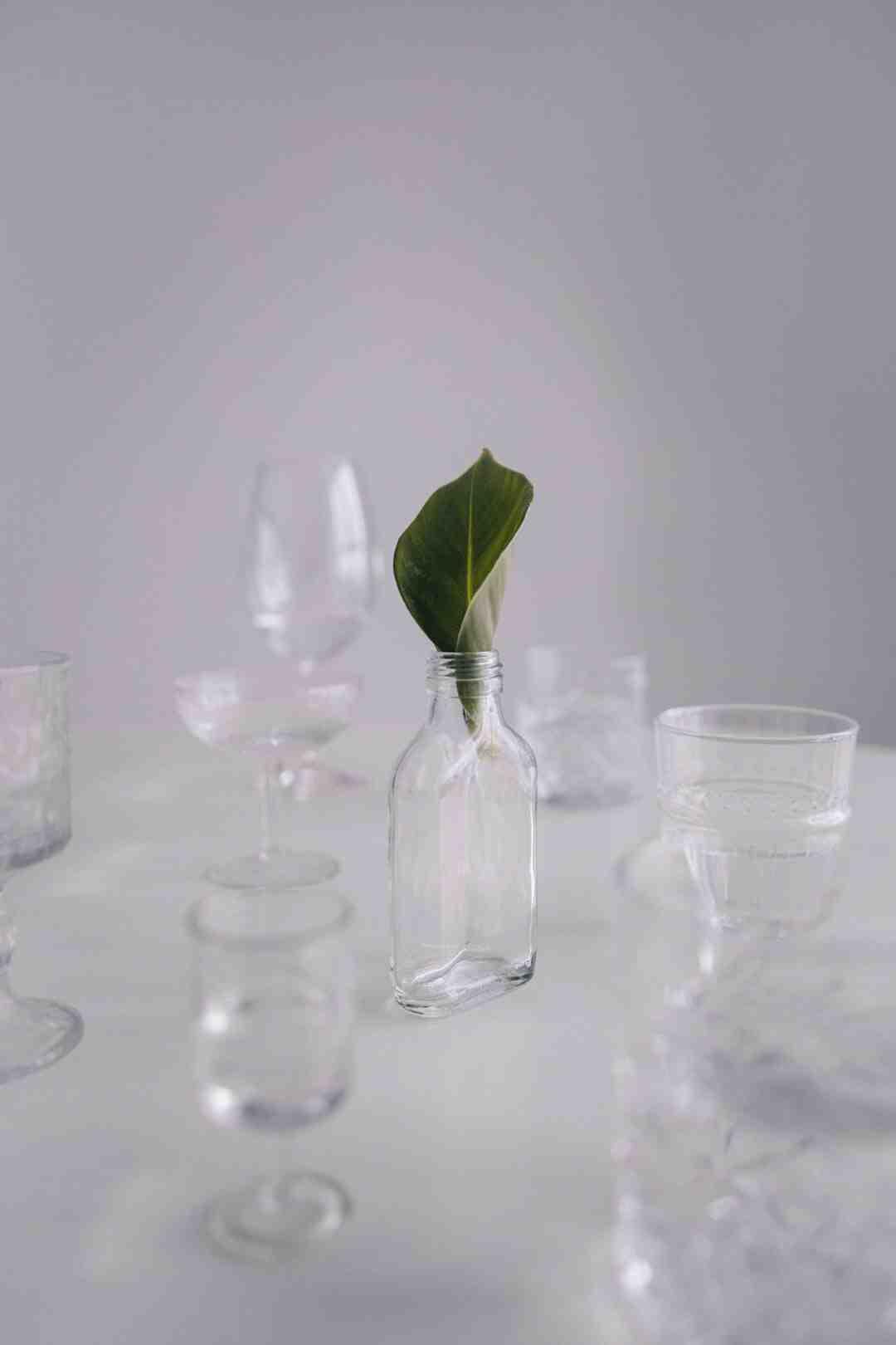 Comment décorer des pots en verre