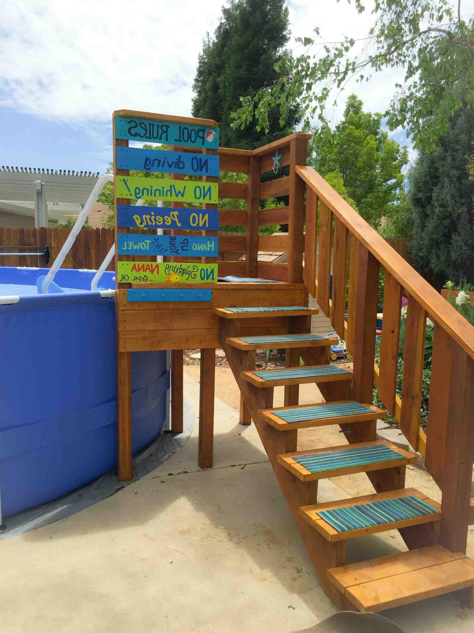 Comment faire une terrasse gratuitement ?